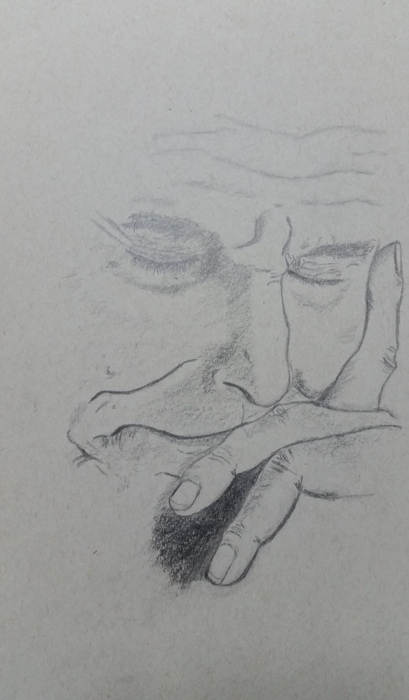 Pausing by Dimitrios